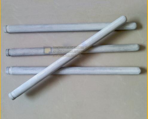 nsic tube silicon carbide tube nsic thermocouple protective tube -www.peaklandcn.com