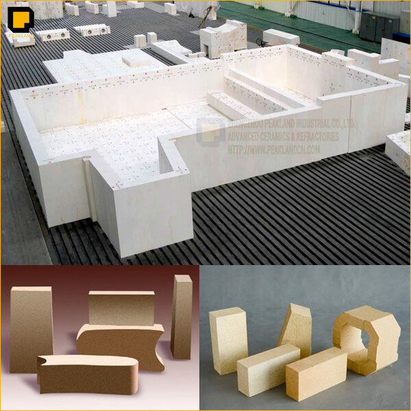 refractory bricks & blocks