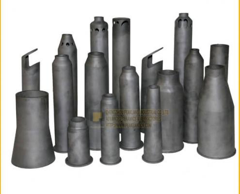 sisic burner nozzles