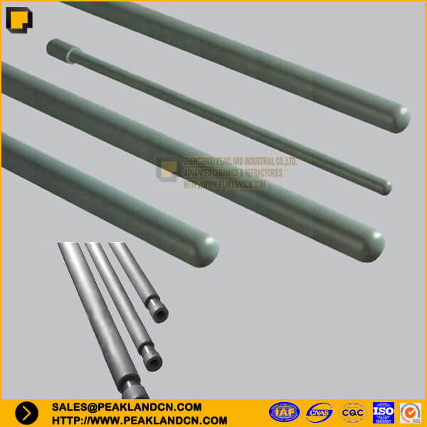 SiSiC/RBSiC Thermocouple Protective Tubes -www.peaklandcn.com