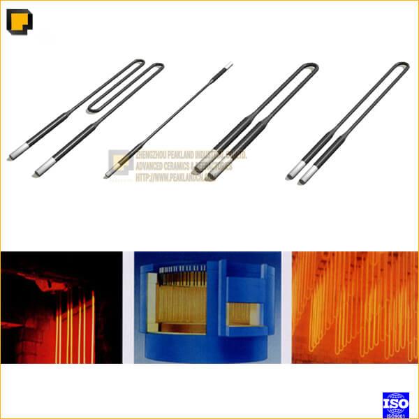 molybdenum disilicide heaters