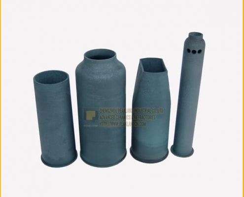 Recrystallized Silicon Carbide Burner Nozzles