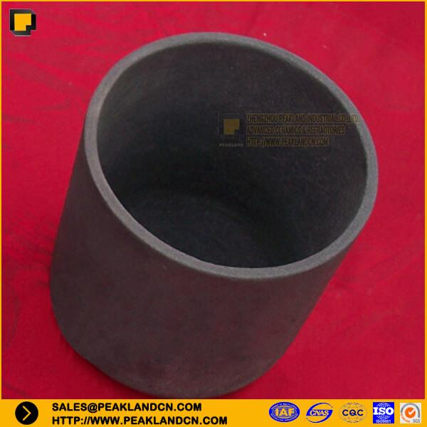 Recrystallized Silicon Carbide RSiC Crucibles