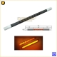 single spiral silicon carbide heating elements
